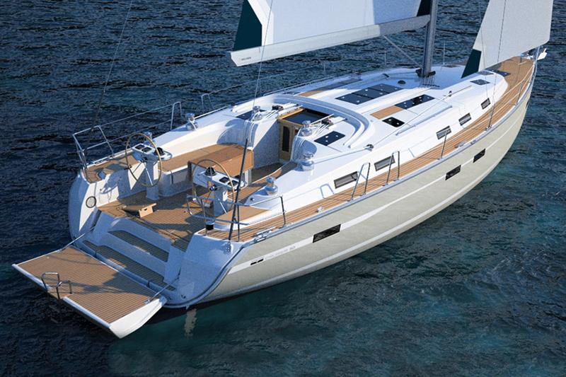 Bavaria 50 Cruiser (Voilier)