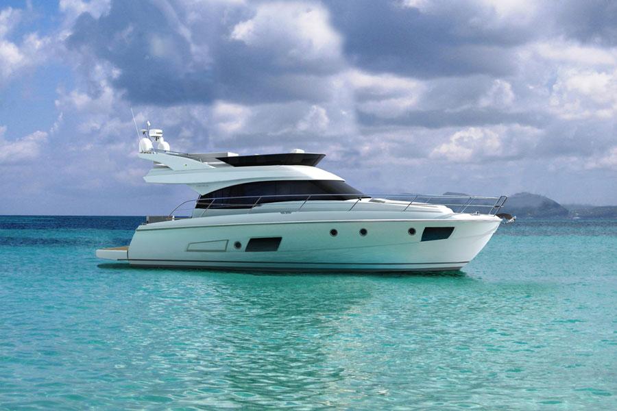 Bavaria Virtess 420 (Power Boat)