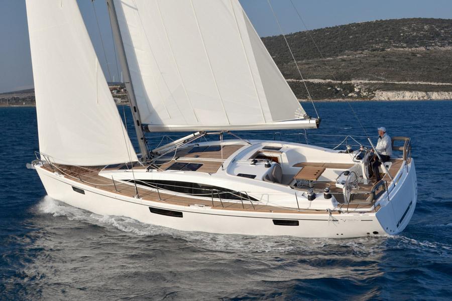 Bavaria 46 Vision (Sailing Yacht)