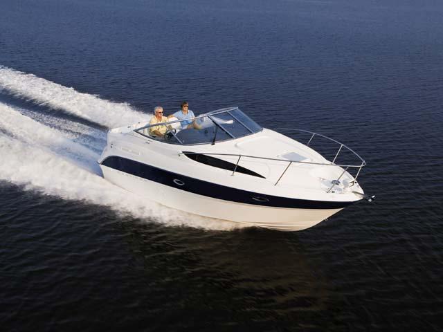 Bayliner 275 (Day cruiser)