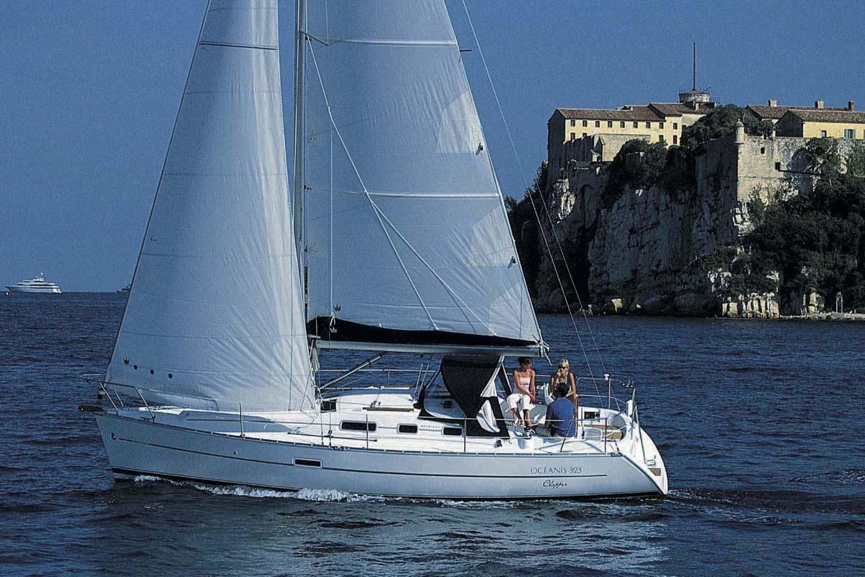 Bénéteau Oceanis Clipper 323 (Sailing Yacht)