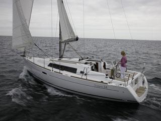 Bénéteau Oceanis 34 (Sailing Yacht)