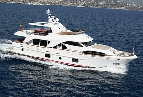 Benetti <strong>Farfallina</strong> (Motor Yacht)