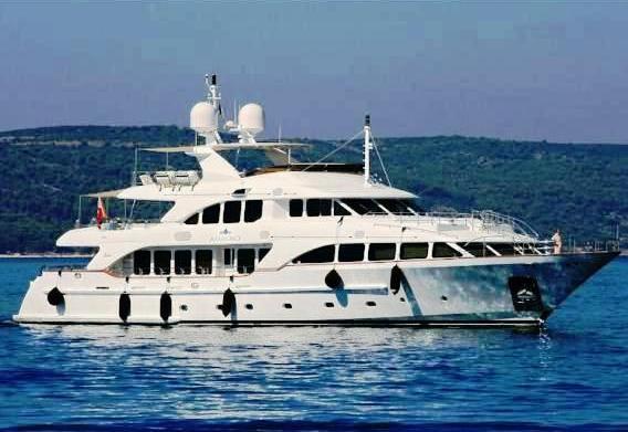 Benetti <strong>Allegro</strong> (Motor Yacht)