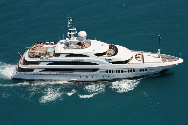 Benetti <strong>Ambrosia III</strong> (Motor Yacht)