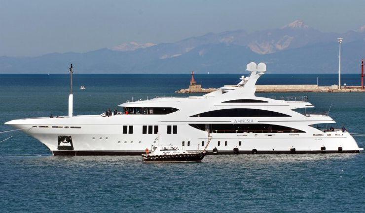 Benetti <strong>Amnesia</strong> (Motor Yacht)