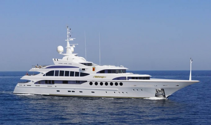 Benetti <strong>Bistango</strong> (Motor Yacht)