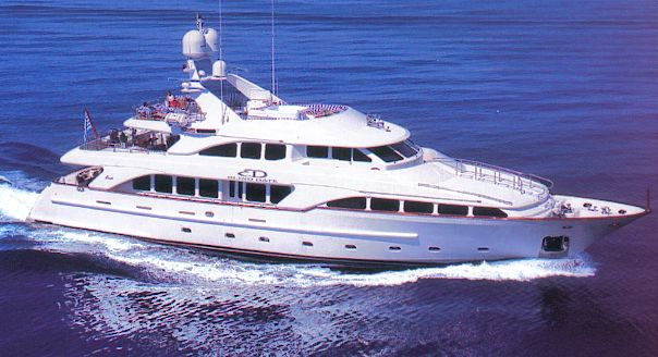 Benetti <strong>Blind Date</strong> (Motor Yacht)