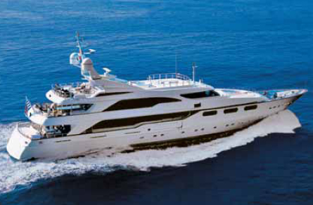 Benetti <strong>Cuor di Leone - ex Lionheart</strong> (Motor Yacht)