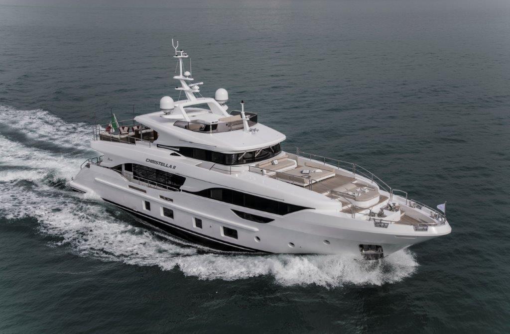 Benetti Delfino 95 <strong>Christella II</strong> (Motor Yacht)
