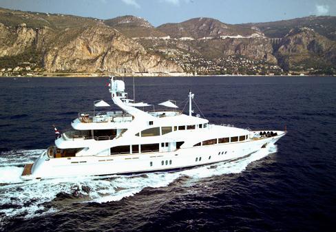 Benetti <strong>Domani</strong> (Motor Yacht)