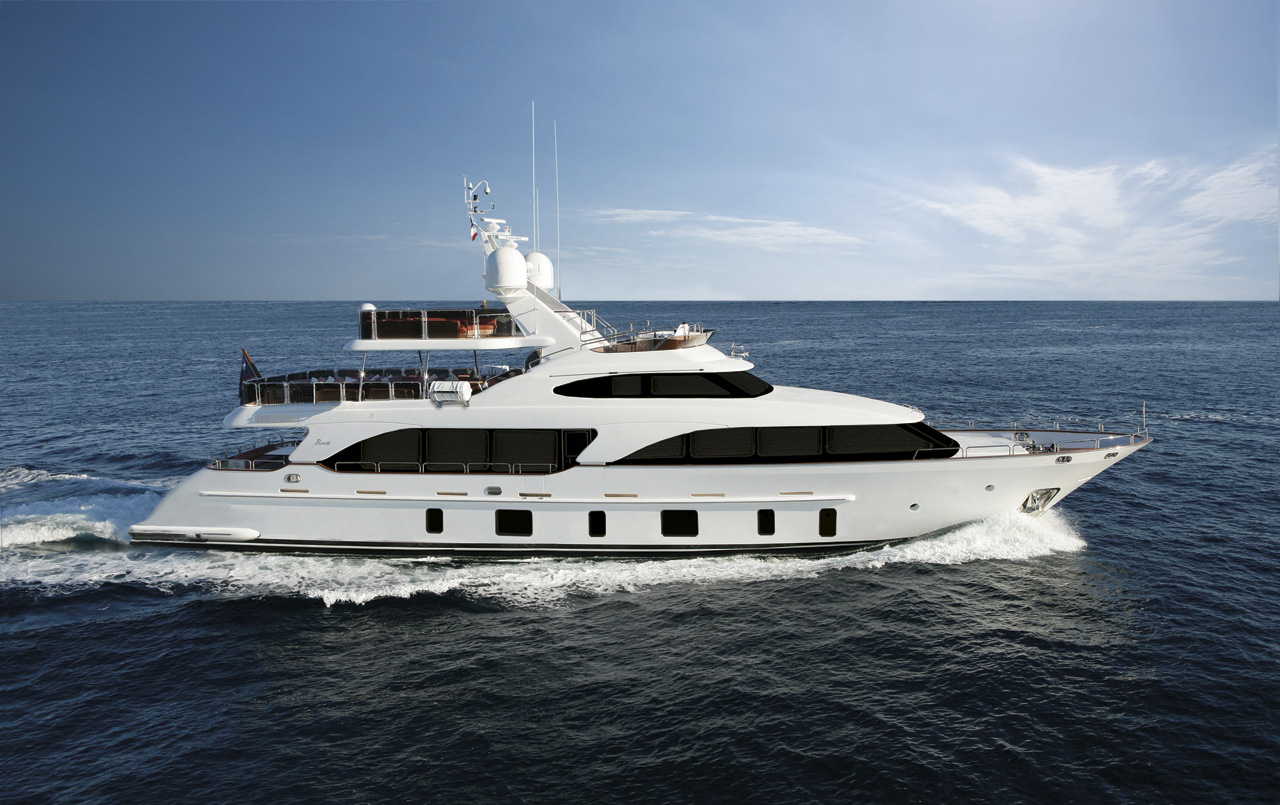 Benetti <strong>Dyna</strong> (Motor Yacht)