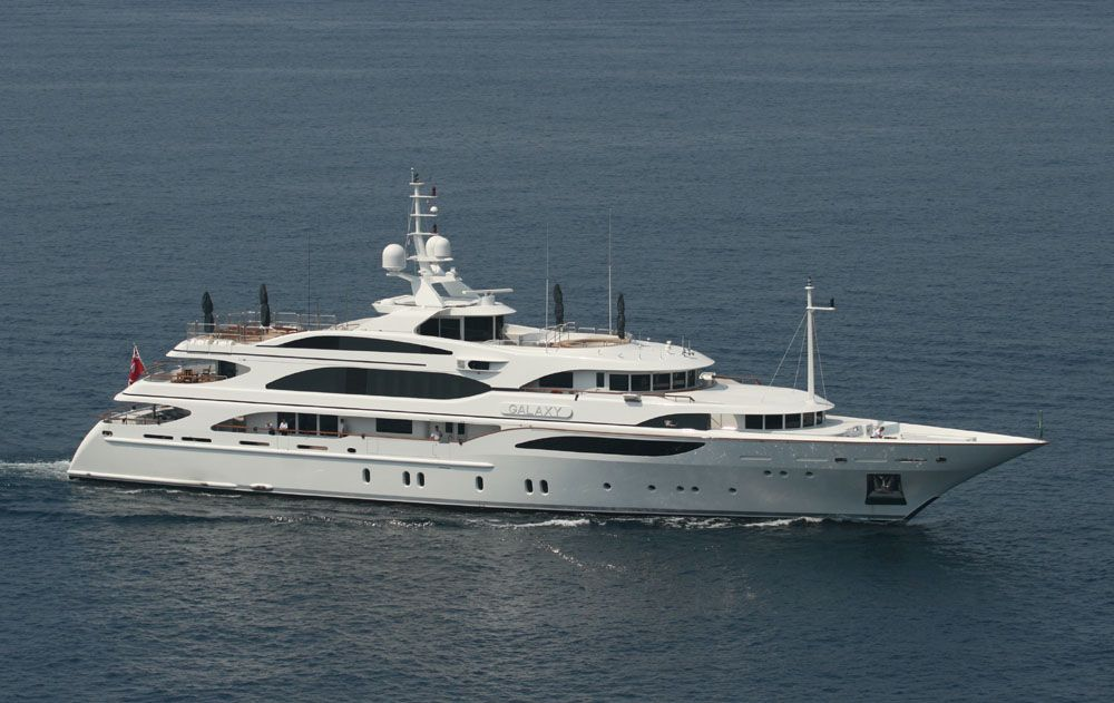 Benetti <strong>Galaxy</strong> (Motor Yacht)