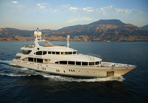 Benetti <strong>Geanelle</strong> (Motor Yacht)
