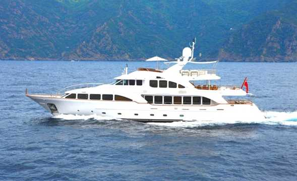 Benetti <strong>Giorgia</strong> (Motor Yacht)