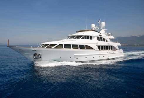 Benetti <strong>Gladiatore</strong> (Motor Yacht)