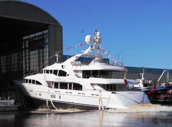 Benetti <strong>Harmony III</strong> (Motor Yacht)