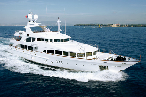 Benetti <strong>Idyllwild</strong> (Motor Yacht)