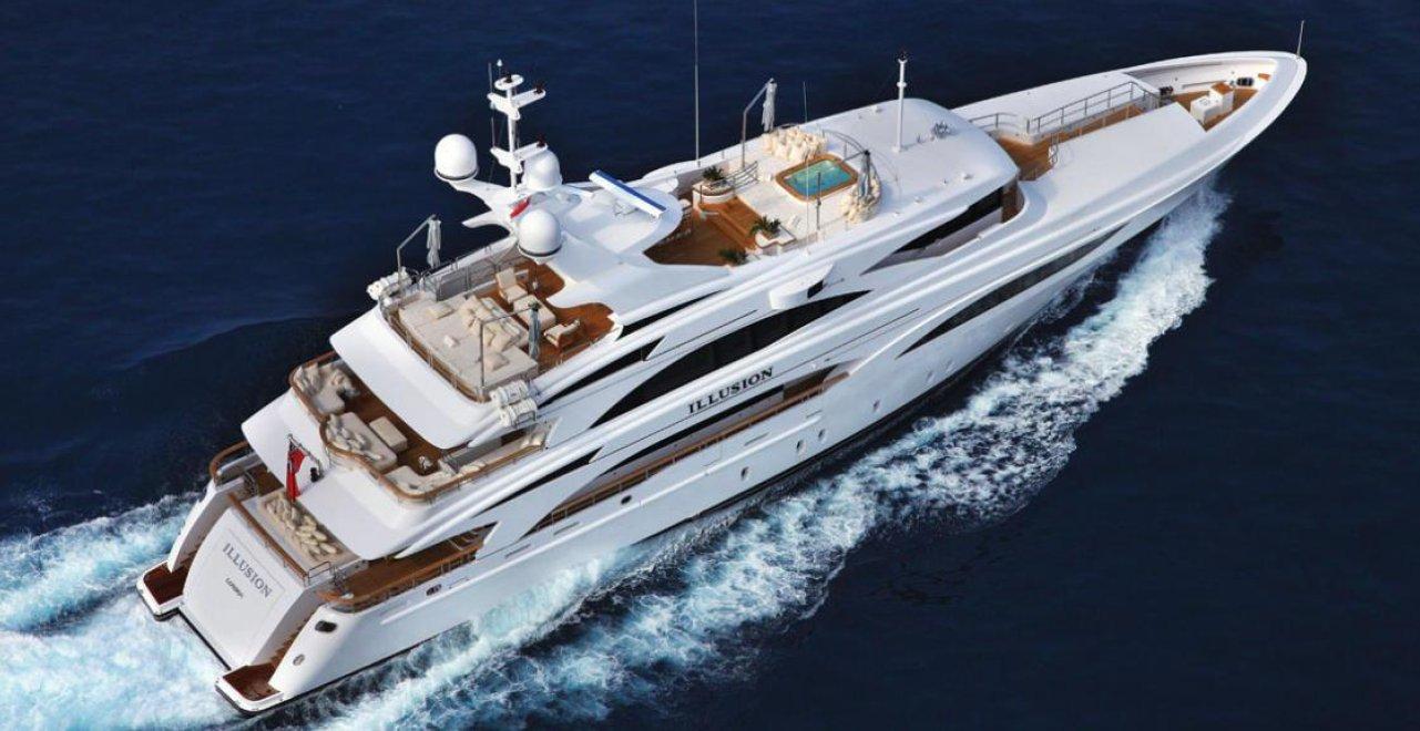 Benetti <strong>Illusion I -ex Illusion</strong> (Motor Yacht)
