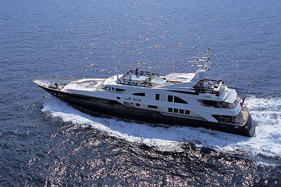 Benetti <strong>Jo</strong> (Motor Yacht)