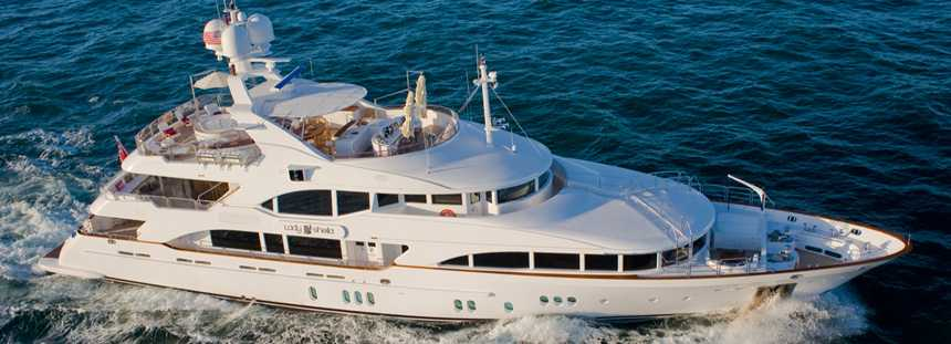 Benetti <strong>Lady Sheila</strong> (Motor Yacht)