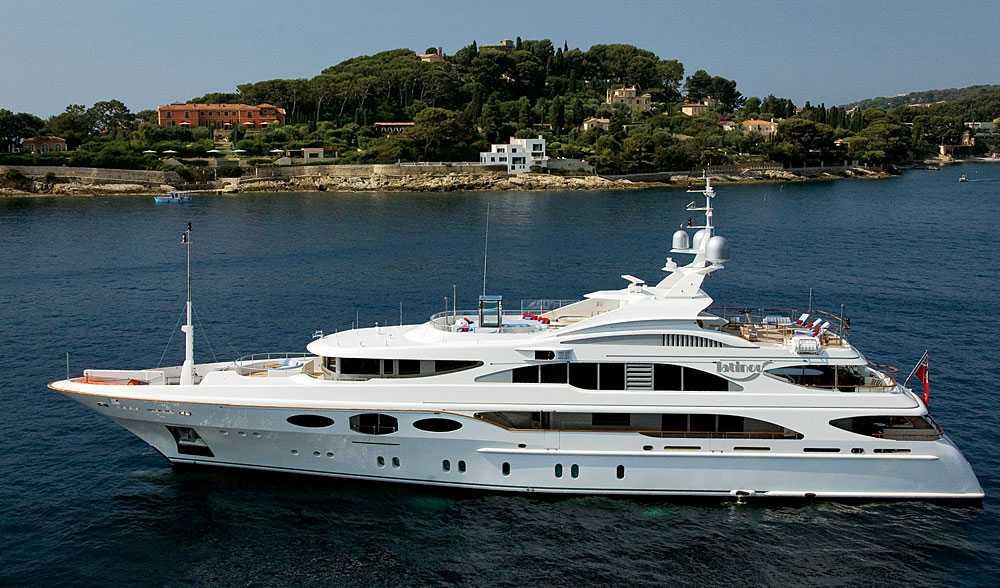 Benetti <strong>Latitude -ex Latinou</strong> (Motor Yacht)