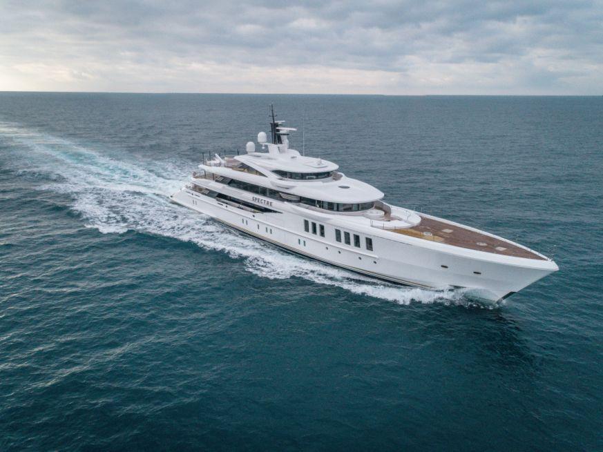 Benetti <strong>Spectre</strong> (Motor Yacht)