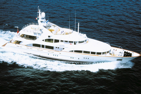 Benetti <strong>More</strong> (Motor Yacht)