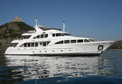 Benetti <strong>Mylo</strong> (Motor Yacht)