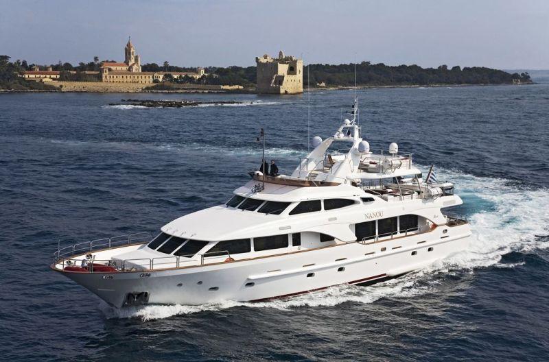 Benetti <strong>Nanou</strong> (Motor Yacht)