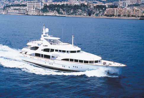 Benetti <strong>Patricia</strong> (Motor Yacht)
