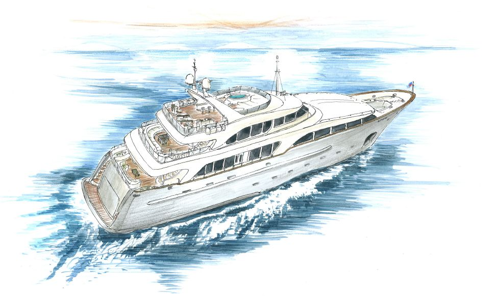 Benetti <strong>Quest</strong> (Motor Yacht)