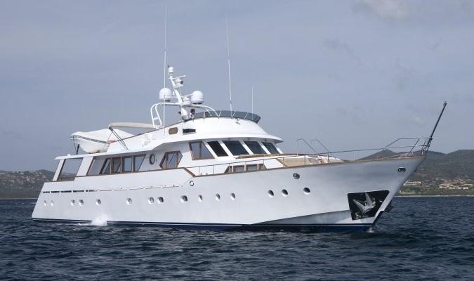 Benetti <strong>Salve</strong> (Motor Yacht)
