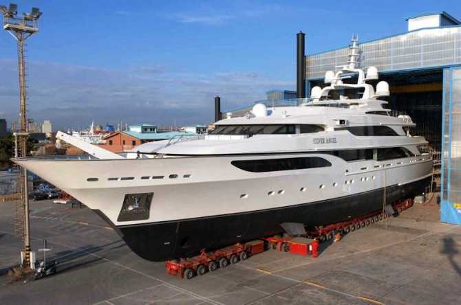 Benetti <strong>Silver Angel</strong> (Motor Yacht)