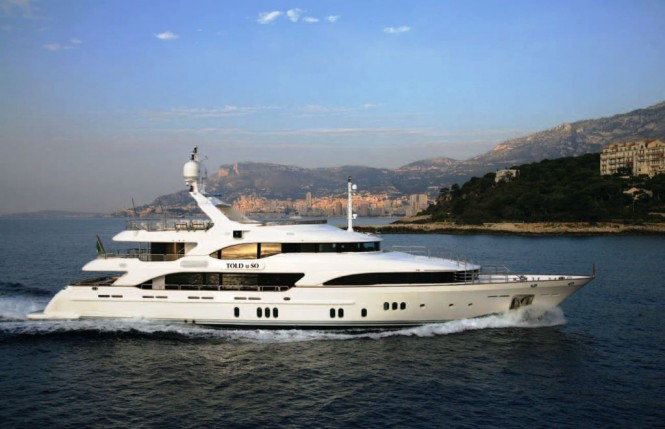 Benetti <strong>Told  u So</strong> (Motor Yacht)