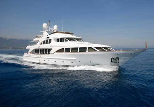 Benetti <strong>Vila Velebita</strong> (Motor Yacht)