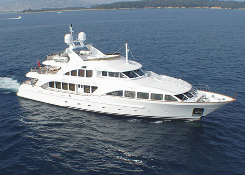 Benetti <strong>Wild Thyme</strong> (Motor Yacht)