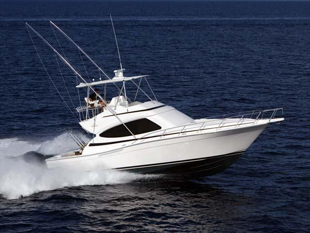 Bertram 410 (Fisher)