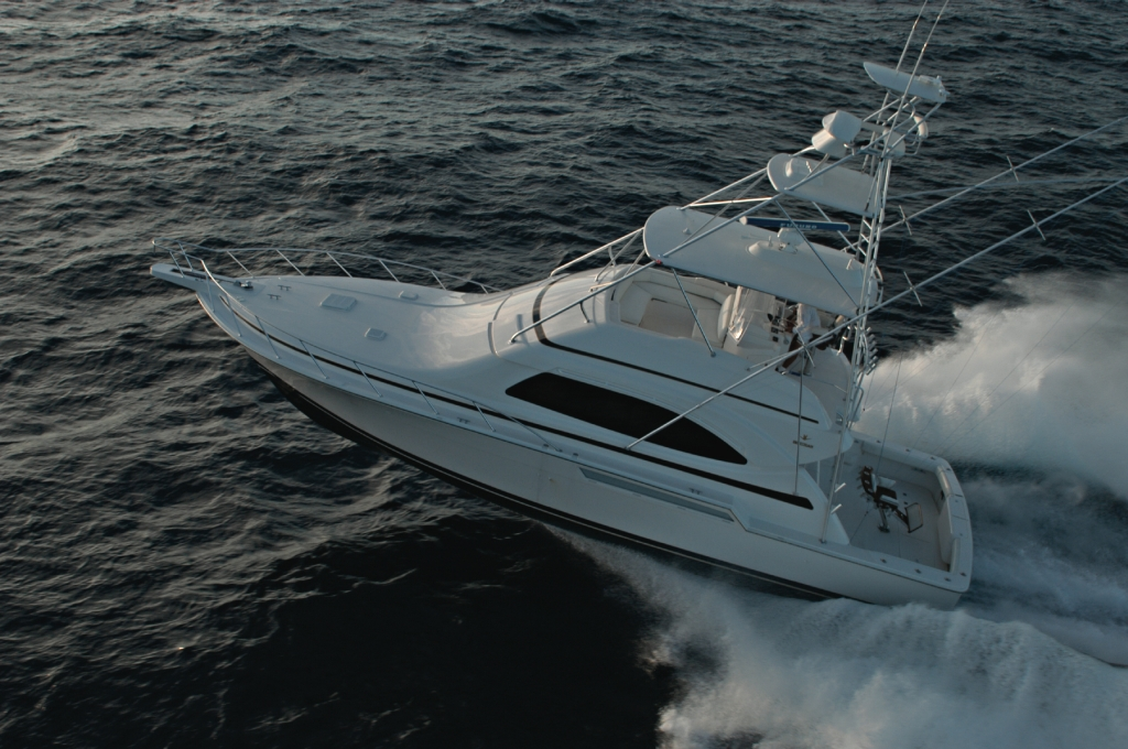 Bertram 510 (Fisher / Motor Yacht)