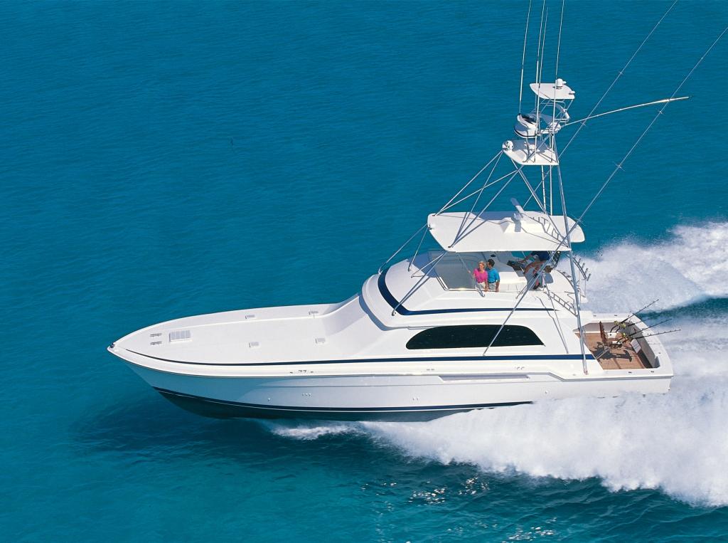 Bertram 60 (Fisher / Motor Yacht)