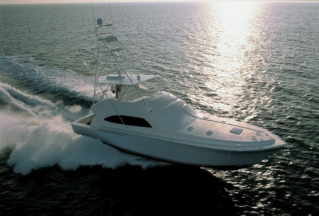 Bertram 630 (Fisher / Motor Yacht)