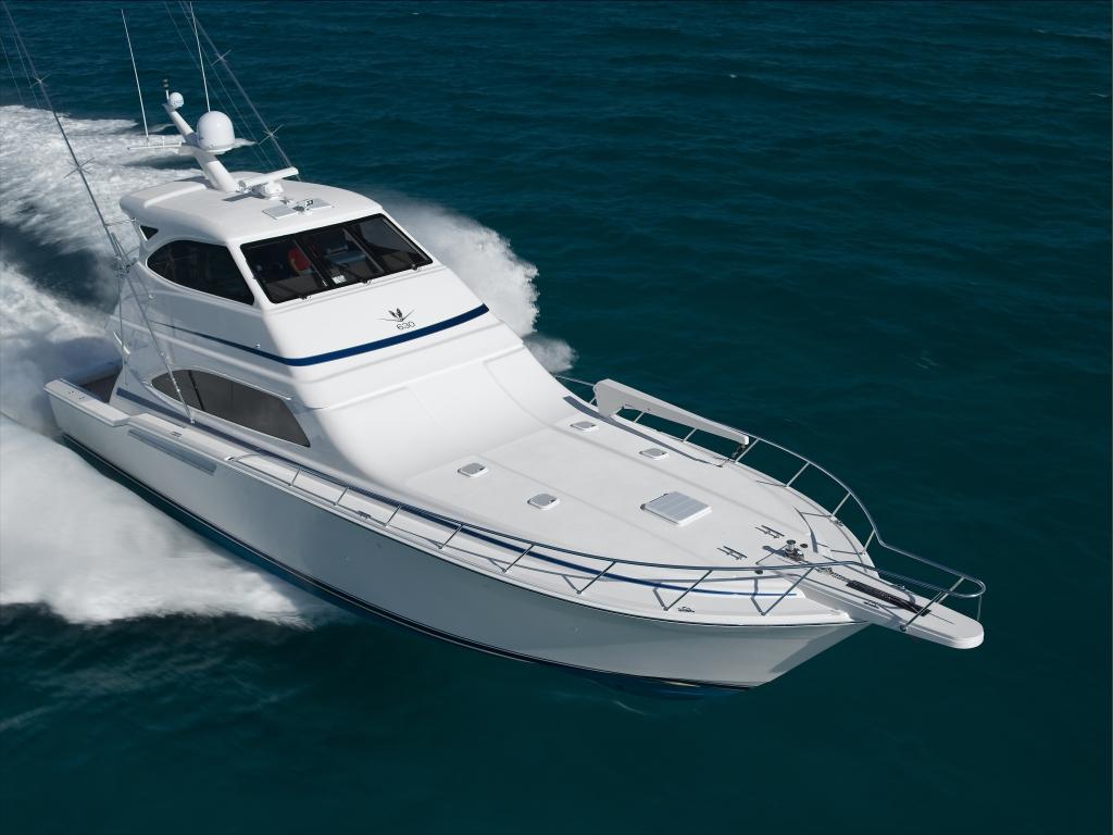 Bertram 630E (Fisher / Motor Yacht)