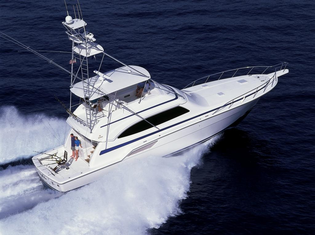 Bertram 670 (Fisher / Motor Yacht)
