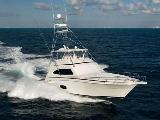 Bertram 700 (Motor Yacht / Pêche)
