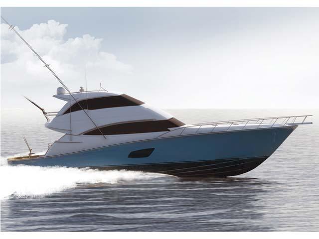 Bertram 800 (Motor Yacht / Fisher)