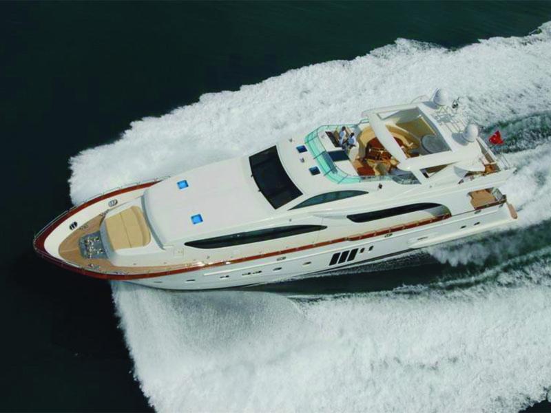 Bilgin Yachts 110 Sky <strong>DAngleterre</strong> (Motor Yacht)