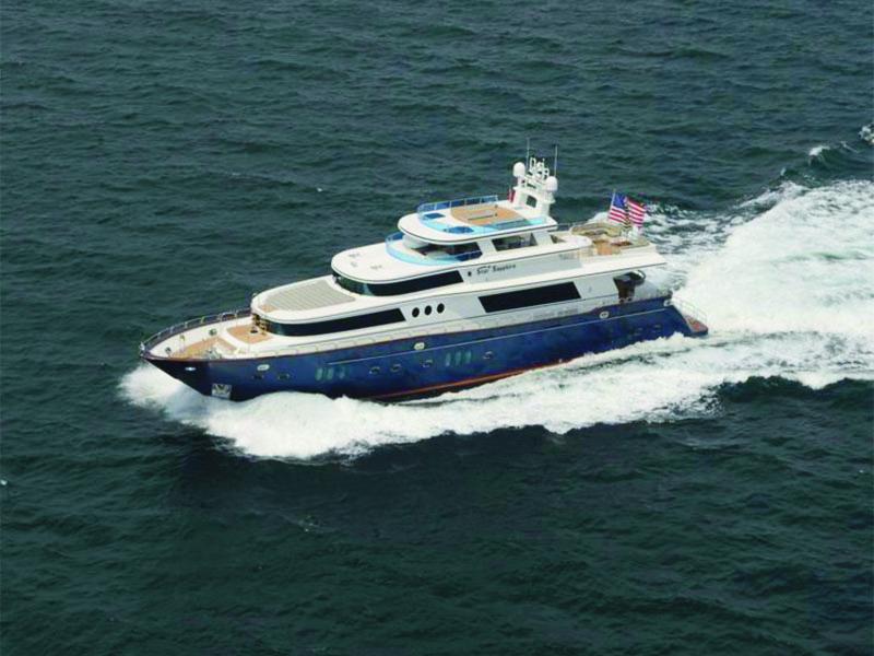 Bilgin Yachts 115 <strong>Star Sapphire</strong> (Motor Yacht)