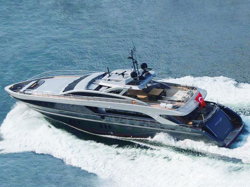 Bilgin Yachts 123 <strong>MY Tee-Dje</strong> (Motor Yacht)