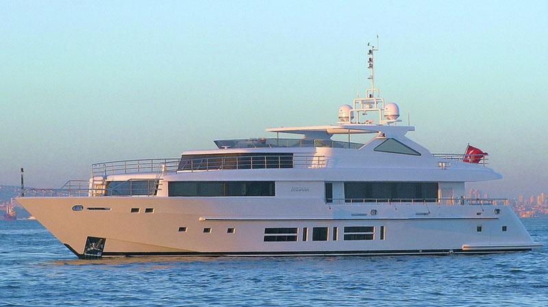 Bilgin Yachts 127 <strong>MY Indiana</strong> (Motor Yacht)