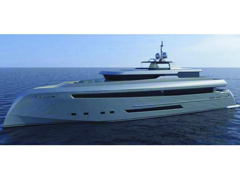 Bilgin Yachts 132 <strong>M </strong> (Motor Yacht)